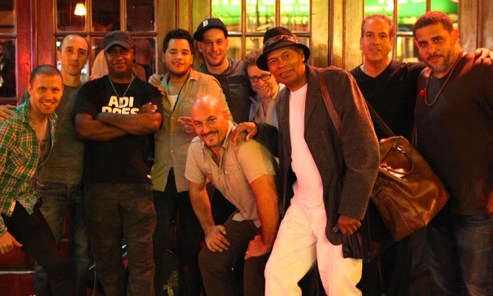 Subrosa - Downtown Manhattan: Latin Jazz Group Ritmosis at Subrosa