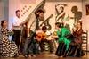 Entrada para el espectáculo de flamenco en Los Gallos