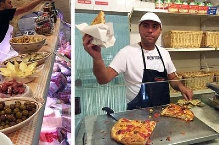 Sconto Tour & Giri Turistici Groupon.it Tour privato del cibo di strada di Bari in risciò