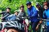 Family friendly cycle tour to Edinburgh's coast