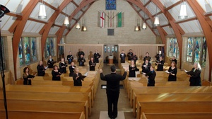 Church of the Holy Cross: Cascadian Chorale: Magnificat at Church of the Holy Cross