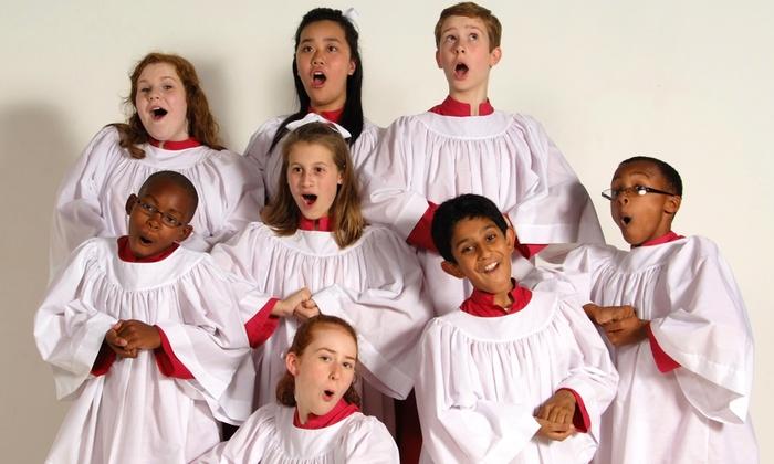Grace Presbyterian Church  - Briarforest: Houston Children's Chorus 2016 Spring Concert at Grace Presbyterian Church