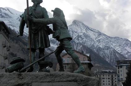 Balade historique dans la ville de Chamonix - 1 à 2heures