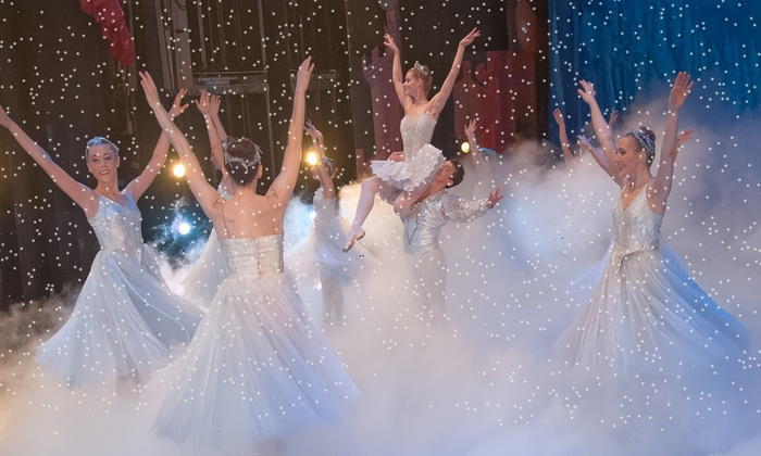 Fox Theatre in Redwood City - Centennial: Peninsula Ballet Theatre's The Nutcracker at Fox Theatre in Redwood City