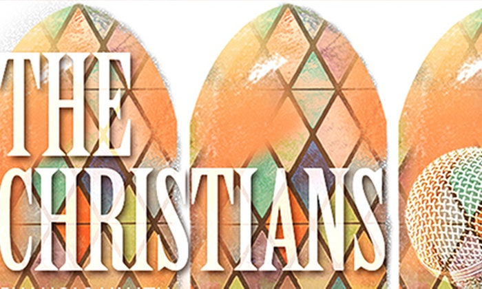 Mark Taper Forum - Downtown Los Angeles: The Christians at Mark Taper Forum