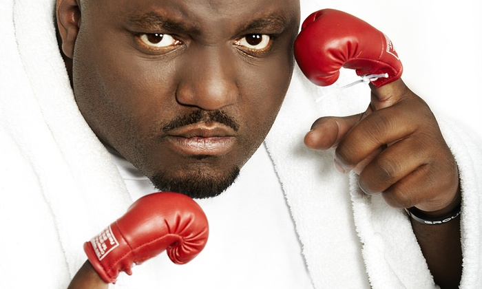 Tommy T's Comedy Club - Tributary Pointe: Comedian Aries Spears at Tommy T's Comedy Club