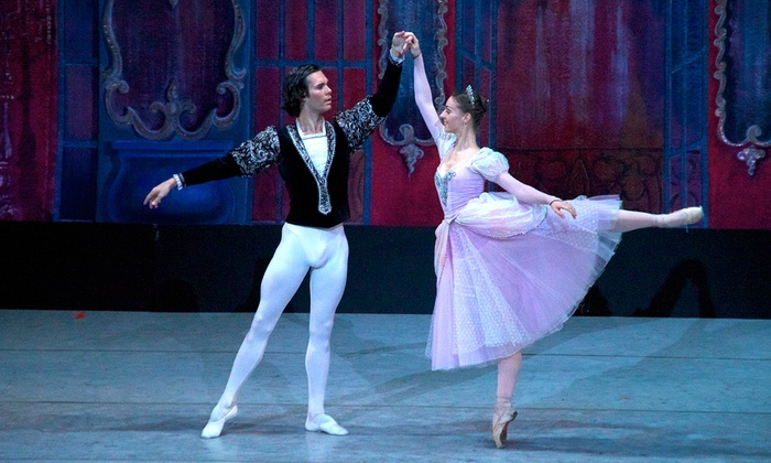 Jacobs Music Center - Central San Diego: Moscow Festival Ballet: Cinderella at Jacobs Music Center