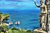 Tour guidato VIP di Capri e Anacapri in barca da Sorrento