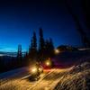 Blackcomb Mountain Winter Snowmobile Tour