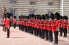 British Royalty : Watch The Changing Of The Guard