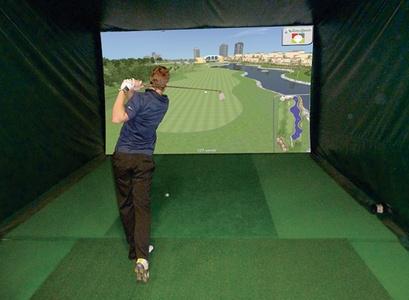 $25 For A 1-Hour Golf Simulator Rental For 1 (Reg. $50)