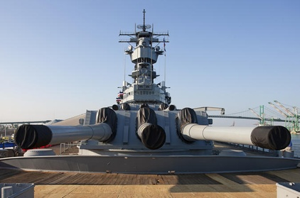 Los Angeles Shore Excursion: Battleship Iowa Museum Admission e7b49116-2ee2-403c-962f-ba725d29d646