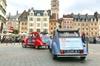 Excursion exceptionnelle à Lille en 2 CV décapotable avec votre cha...