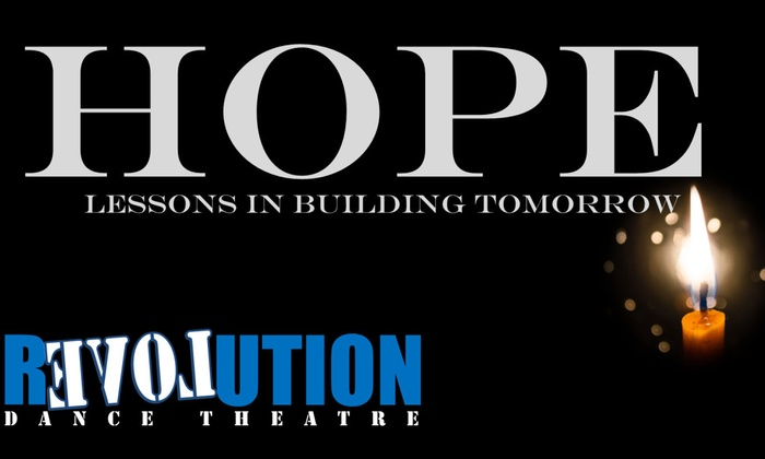 Aronoff Center for the Arts - Jarson-Kaplan Theater - Aronoff Center for the Arts: Revolution Dance Theatre's Hope: Lessons in Building Tomorrow at Aronoff Center for the Arts - Jarson-Kaplan Theater