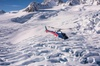 Franz Josef Neve Discoverer Helicopter Flight
