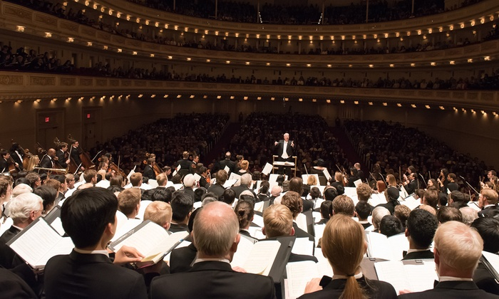 Stern Auditorium / Perelman Stage at Carnegie Hall - Theater District: Music of Joy and Sorrow: Composers Paul Mealor & Wolfgang Amadeus Mozart at Stern Auditorium / Perelman Stage at Carnegie Hall