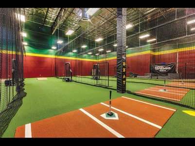 $20 For A 1- Hour Batting Cage Rental For Unlimited Batters (Reg. $40)