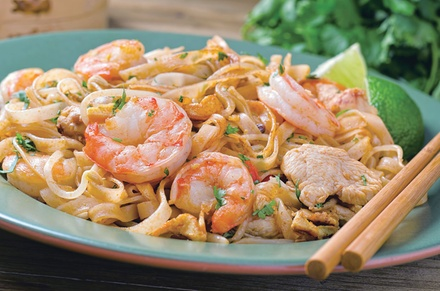 $15 For $30 Worth Of Asian Fusion Cuisine