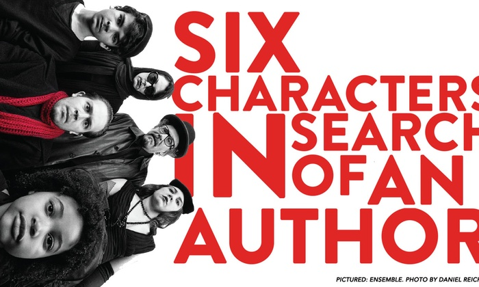 A Noise Within - Far East Pasadena: Six Characters in Search of an Author at A Noise Within