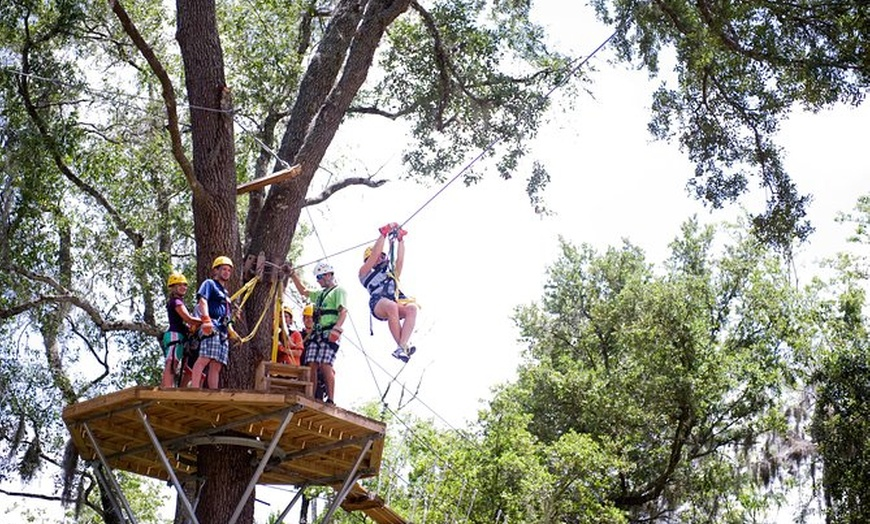 Canyons Zip Line Canopy Tours Canyons Zip Line Canopy Tours Groupon