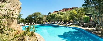 ✈ SARDINIA | Olbia Myo Hotel Rocce Sarde 4* Swimming Pool