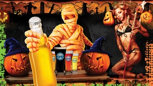 Midtown Drinkery at Brazos Street: Houston Halloween 3-Day Weekend Pub Crawl at Midtown Drinkery at Brazos Street
