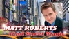 Magician Matt Roberts - Monday, Oct 14, 2019 / 2:00pm (Columbus Day)