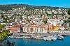 Excursion privée d'une journée à Nice et Monaco