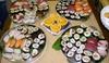 Sushi Making: Cooking Class