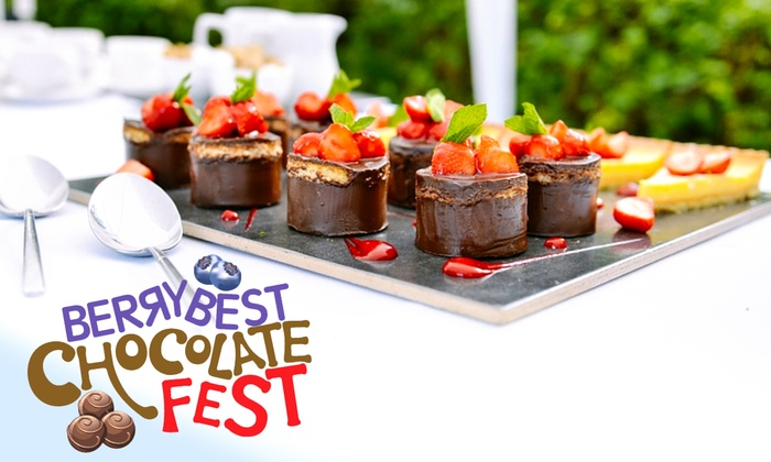 McMillin Event Center - Midway District: Berry Best Chocolate Fest 2016 at McMillin Event Center