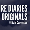 """""""The Vampire Diaries"""" and """"The Originals"""" Official Convention"""