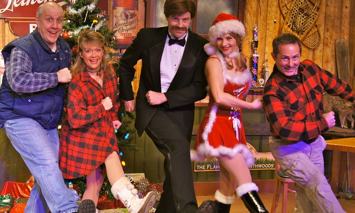 New Century Theatre - Downtown West: A Don't Hug Me Christmas Carol at New Century Theatre