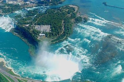 Private Day Trip to Niagara Falls, Canada from USA photo