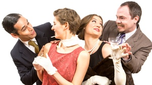 "The Eureka Theatre: ""Present Laughter"""