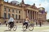 Private Berlin-Mauer-Fahrradtour mit einem Einheimischen