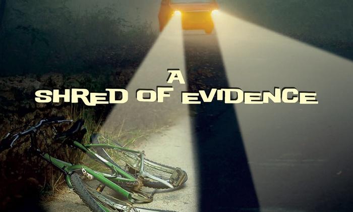 Theatre 40 at the Reuben Cordova Theatre - Beverly Hills: A Shred of Evidence at Theatre 40 at the Reuben Cordova Theatre