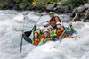 Tongariro White Water Rafting from Taupo and Turangi