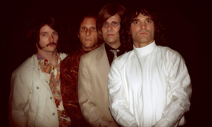 Lido Live - West Newport Beach: Strange Days: The Music of The Doors at Lido Live