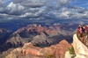 Grand Canyon National Park South Rim Bus Tour from Las Vegas