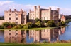 Leeds Castle, including entrance and Canterbury