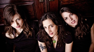 Benaroya Hall, S. Mark Taper Foundation Auditorium: The Wailin' Jennys