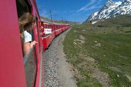 Promozione Tour & Giri Turistici Groupon.it Tour Bernina Express e Alpi Svizzere