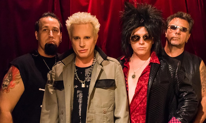 The Cave  - North Bench: Generation Idol: Billy Idol Tribute at The Cave