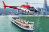 Viator VIP: Architectural River Cruise and Chicago Helicopter Tour