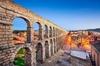Escapada de un día a Ávila, Segovia y El Escorial desde Madrid