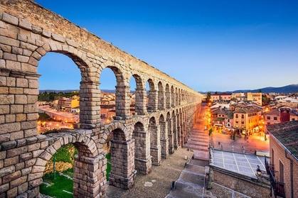 Avila, Segovia y El Escorial Tour de un día desde Madrid
