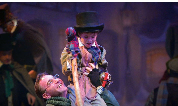 Lesher Center for the Arts - Hofmann Theater - Downtown Walnut Creek: A Christmas Carol at Lesher Center for the Arts - Hofmann Theater