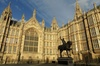 Group walking tour of central London