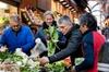 Lezione di cucina professionale, visita al mercato e pranzo presso ...