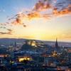 Edinburgh City Tour by Glass-Roofed Convertible Mini-Coach